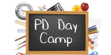 PD Day - Full Day Program - 4 to 8 Years -WRDSB