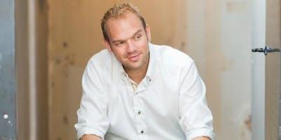 Open Coffee 8 november met Bart van den Belt
