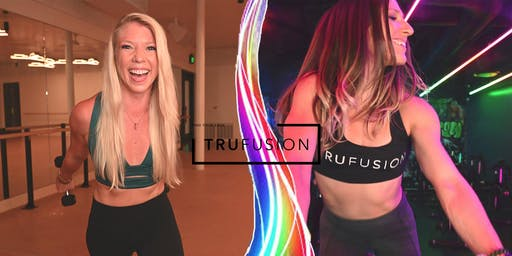 Free Glow RIDE and Pilates at TruFusion