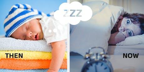 The Power Of Sleep tickets
