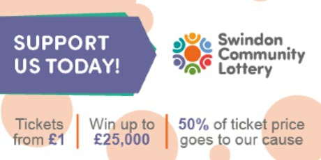 Swindon Community Lottery - Good Causes Launch tickets