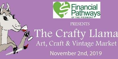Crafty Llama Art,Craft and Vintage Market