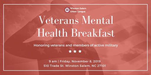 Veterans Mental Health Breakfast