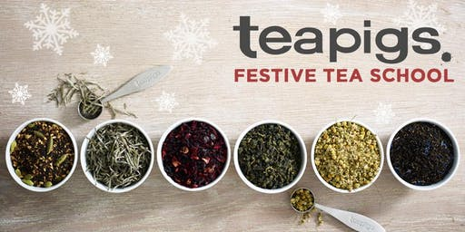 teapigs festive tea school