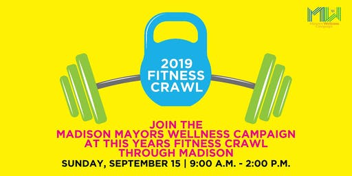 Fitness Crawl - Mayors Wellness Campaign