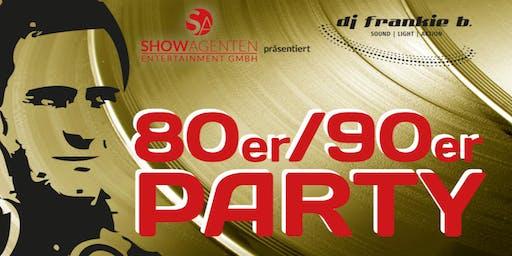 80er/90er PARTY