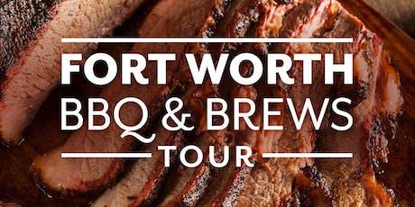 Fort Worth BBQ & Brews Tour tickets