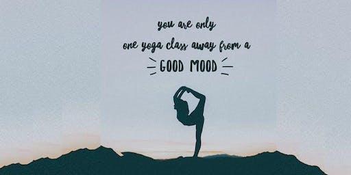 Free Yoga Class, Beginner Dharma