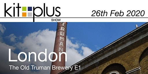 KitPlus Show LONDON 2020
