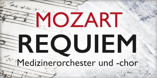 Mozart Requiem: Medizinerorchester und -chor München e.V.