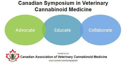 2020 Canadian Symposium in Veterinary Cannabinoid Medicine -Western Canada