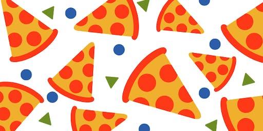 CVN Welcomes DC Volunteers: 2019 Pizza Social