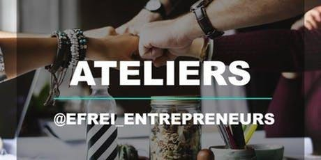 Atelier Marketing de l'innovation billets