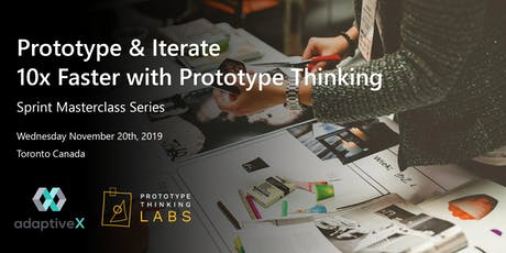 Prototype & Iterate 10x Faster with Prototype Thinking tickets
