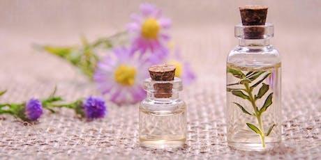 Ätherische Öle: Entgiftung deines Körpers & deines Alltags Tickets