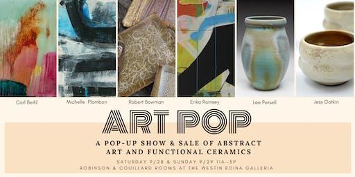 Art Pop at The Westin Edina Galleria