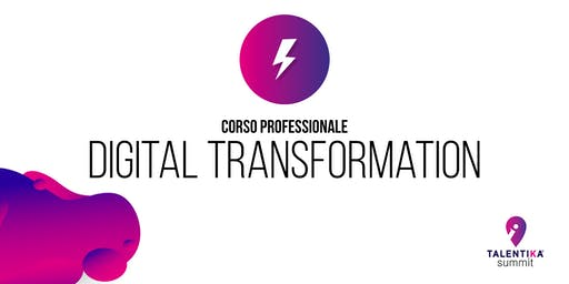 Corso professionale Digital Transformation