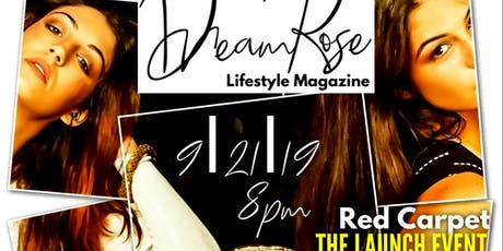 Fashion Week Kickoff DreamRose Lifestyle Magazine Launch tickets