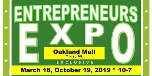 Entrepreneurs EXPO at Oakland Mall (sp)