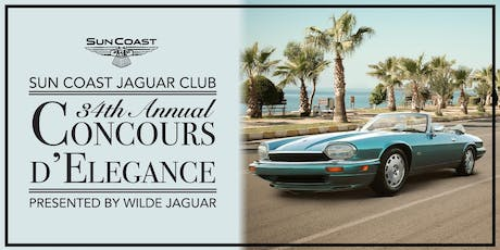SCJC 34th Annual Concours D'Elegance Presented by Wilde Jaguar tickets