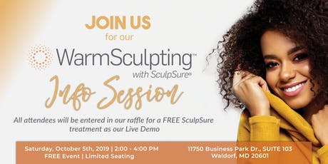 Fall SculpSure Info Session tickets