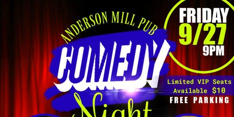 Rich Williams and Friends at Anderson Mill Pub tickets