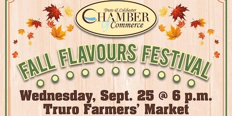 Fall Flavours Festival  tickets