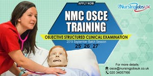 UK NMC OSCE (Objective Structured Clinical...