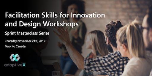 Advanced Facilitation for Innovation & Design Workshops