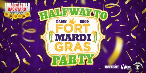ABY Halfway to Mardi Gras Party