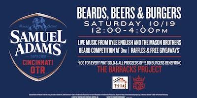 Beards, Beers & Burgers
