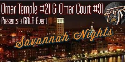 Savannah Nights Gala