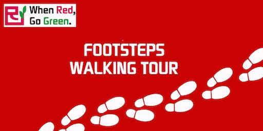 FootSteps (Walking Tour)