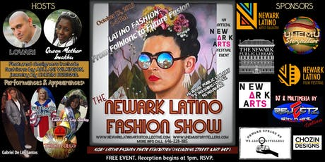 Newark Latino Fashion Show tickets
