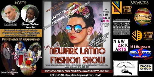 Newark Latino Fashion Show