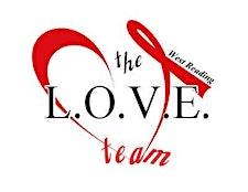 The L.O.V.E Team logo