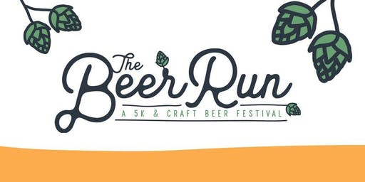 Vendors Wanted for Vendor Village at The Beer Run 5K