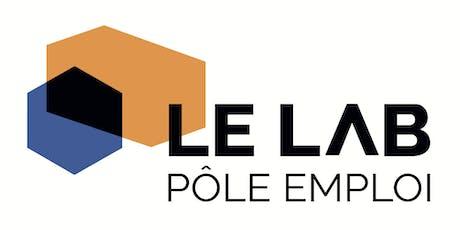 LAB Expérience au LAB national de Pôle emploi - Mardi 26/11 matin billets