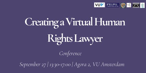 Creating a Virtual Human Rights Lawyer