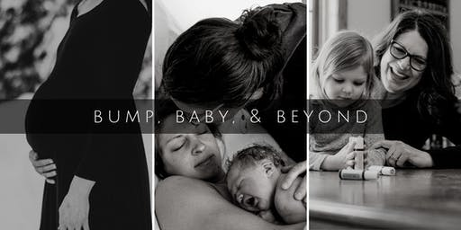 Bump, Baby, & Beyond - Essential Oil Education for Moms and Grandmas