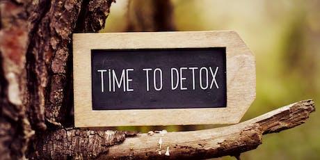 Autumn Equinox Detox Day tickets