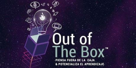 OUT OF THE BOX | Certificación Internacional tickets