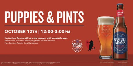 Puppies & Pints tickets