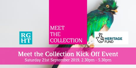 Meet the Collection Kick Off Event tickets