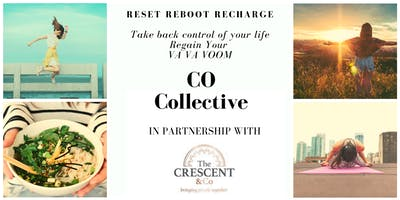 Reset Reboot Recharge Essential Oils for Wellbeing