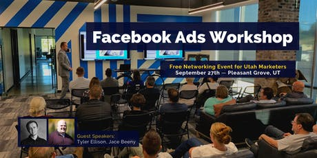 Utah Facebook Ads/Marketing Workshop tickets