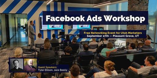 Utah Facebook Ads/Marketing Workshop