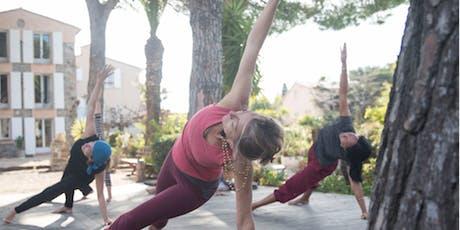 Retraite Yin Yang Yoga & Energie AUTOMNE-HIVER billets