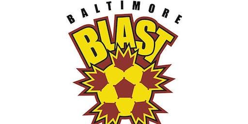 The Baltimore Blast 1st Annual Gala