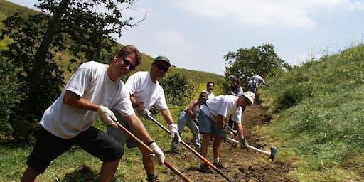 September Trail Crew Leader Training